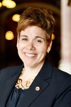 Photograph of  Senator  Jennifer Bertino-Tarrant (D)