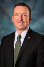 "Photograph of  Senator  </span><span class=""heading notranslate"">Andy Manar (D)"