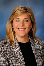 Photograph of  Representative  Terra Costa Howard (D)