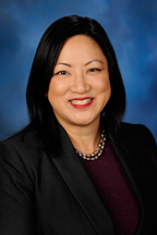Photograph of Representative  Theresa Mah (D)