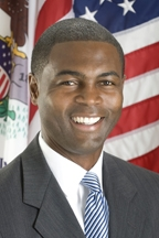 Photograph of Representative  La Shawn K. Ford (D)