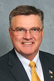 Photograph of Representative  Randy E. Frese (R)